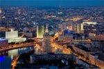 Разница стоимости квартир в самом дорогом и самом доступном районах Москвы превышает 140 млн рублей