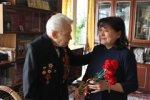 Работники Кадастровой палаты помогли ветерану оформить документы на земельный участок