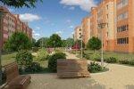 В ЖК «Восточная Европа» объявлена акция на квартиры в готовых домах – 5 квадратных метров в подарок
