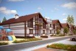 Успейте купить новую квартиру/таунхаус в ЖК «Альпийская деревня» по старым ценам до 15 июля