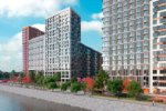 Компания «Бон Тон» приступила к реализации нового жилого проекта – «Западный Порт. Кварталы на набережной»