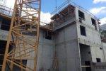 Master Серебристый бульвар 19: строительство комплекса ведется на уровне 3-ого этажа