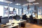 КРОК создал BIM-модель своего офиса